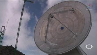 Foto: Inseguridad Pone Riesgo Telescopio Puebla 6 de Febrero 2019