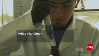 FOTO: IPN diseña fármaco contra el Alzheimer, 10 febrero 2019