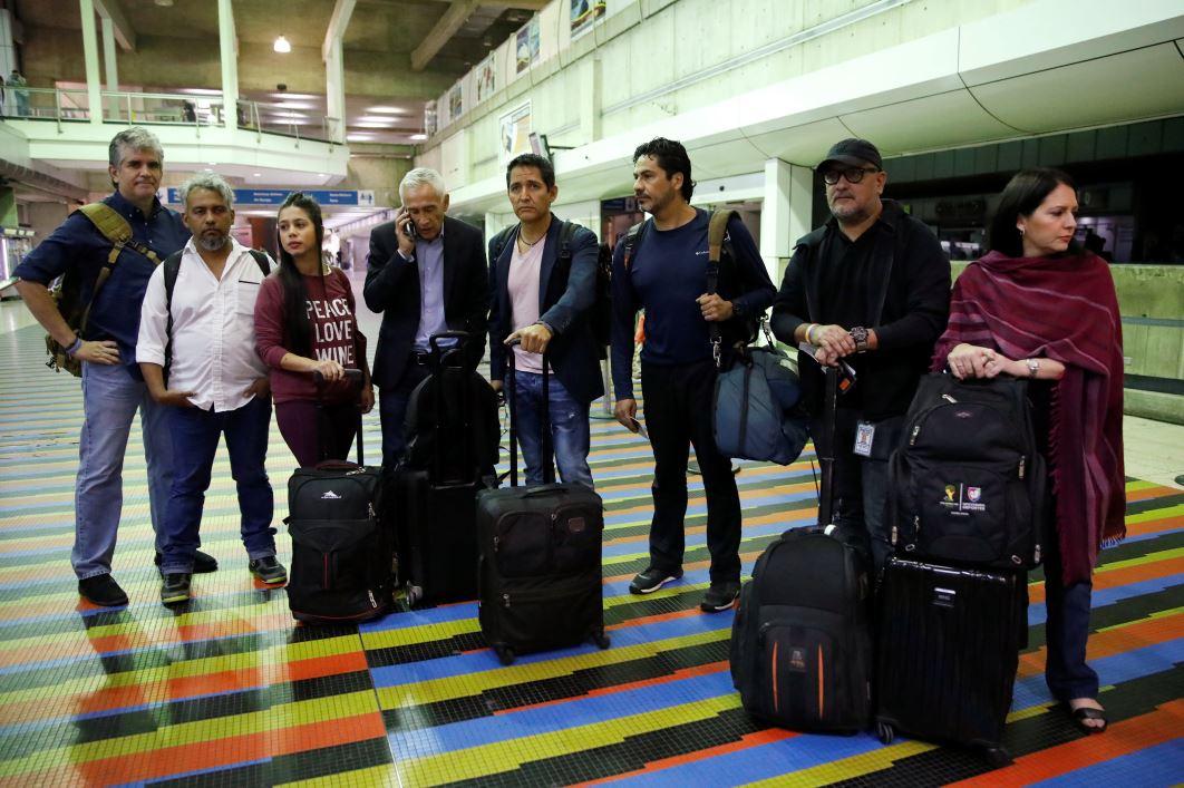 Foto: Jorge Ramos confirma que ya fue liberado en Venezuela 26 febrero 2019