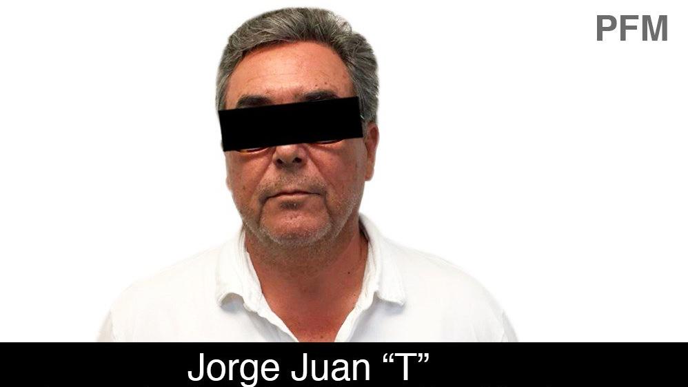 Foto: Jorge Torres López, exgobernador interino de Coahuila, 5 de febrero 2019. Twitter @PGR_AIC