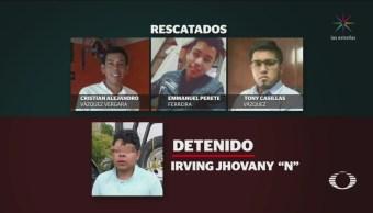 Foto: Jóvenes Secuestrados Ocuilan Retoman Vida 15 de Febrero 2019