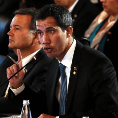 Guaidó espera regresar a Venezuela 'en próximas horas'