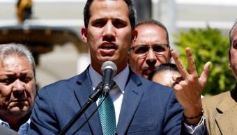 Foto: Juan Guaidó en Venezuela, el 4 de febrero 2019