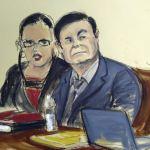 Foto:Juez da mes a El Chapo para solicitar repetir juicio en EU 25 febrero 2019