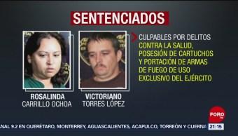 FOTO: Juez sentencia a 15 años de cárcel a 'La Estrella', 10 febrero 2019