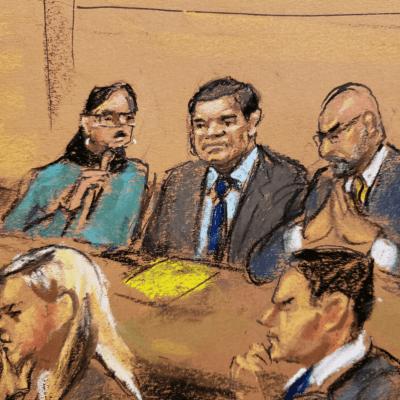 Hombre arrestado en juicio de 'El Chapo' es español; será deportado