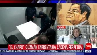 Foto: Jurado deliberó más de 35 horas en el juicio a El Chapo Guzmán