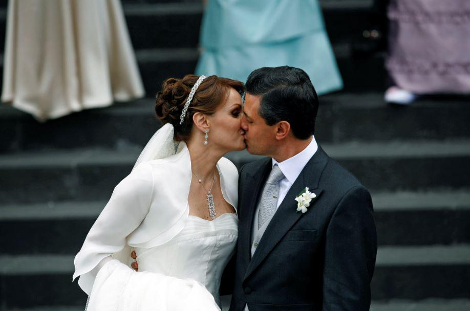 Foto: 'La Gaviota' confirma su divorcio de Peña Nieto. 8 febrero 2019