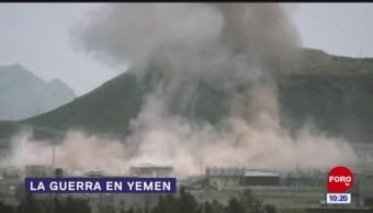 La guerra en Yemen