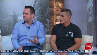 La Liga de Artes Marciales Mixtas Lux
