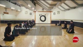 FOTO: La UNAM entrena a samuráis, 10 febrero 2019