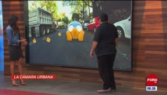 #LaCámaraUrbana en Expreso: Autos mal estacionados