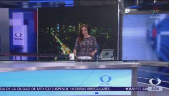 Las noticias, con Danielle Dithurbide: Programa del 11 de febrero del 2019
