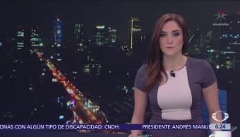 Foto: Las noticias con Danielle Dithurbide: Programa del 13 de febrero del 2019