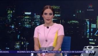 Las noticias, con Danielle Dithurbide: Programa del 15 de febrero del 2019