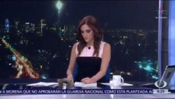 Las noticias, con Danielle Dithurbide: Programa del 19 de febrero del 2019