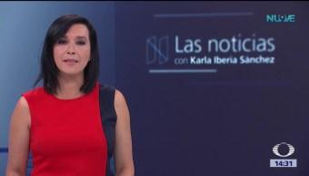 Foto: Las Noticias, con Karla Iberia: Programa del 12 de febrero del 2019