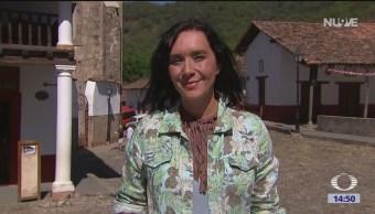 Foto. Las Noticias, con Karla Iberia: Programa del 14 de febrero del 2019