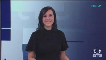 Foto: Las Noticias, con Karla Iberia Programa del 7 de febrero del 2019