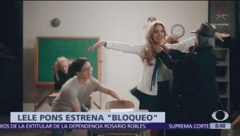 """Lele Pons estrena nueva canción y video titulado """"Bloqueo"""""""