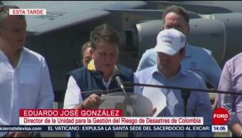 FOTO: Llega a Colombia más ayuda humanitaria para Venezuela, 16 febrero 2019