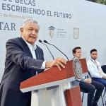 Becas Jóvenes, Andrés Manuel López Obrador, AMLO, Twitter, @BecasBenito, 12 febrero 2019