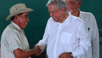 Campo Mexicano, Sembrando Vida, López Obrador lanza programa, Notimex, 1 febrero 2019