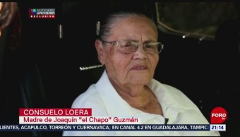 Foto: Madre De Chapo Pide Visa Humanitaria Verlo 18 de Febrero 2019