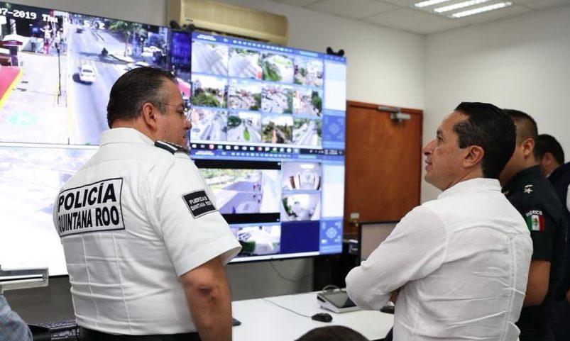 Foto: Mando Único, importante para combatir inseguridad en Quintana Roo 15 febrero 2019