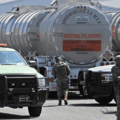 Completamente regularizado el abasto de combustible en México, anuncia Pemex