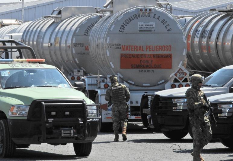 Foto: AMLO: Combate al robo de combustible podría dejar 50 mil mdp para el Estado 21 febrero 2019