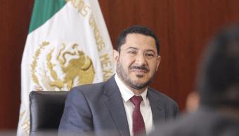 Batres critica a Fox y Calderón por ataques a AMLO, Twitter, 25 de febrero de 2019