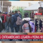 Más de mil 600 migrantes centroamericanos se concentran en Coahuila