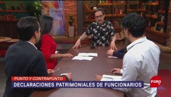 Foto: Declaraciones Patrimoniales Enredos Análisis Sánchez Cordero 7 de Febrero 2019