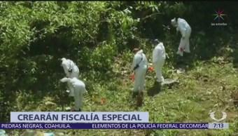 México creará Fiscalía Especial para el Caso Ayotzinapa