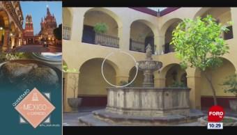 #MéxicoenExpreso: Templo de la Santa Cruz