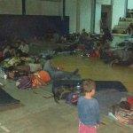 Foto: Migrantes centroamericanos descansan en Mapastepec, Chiapas 5 febrero 2019