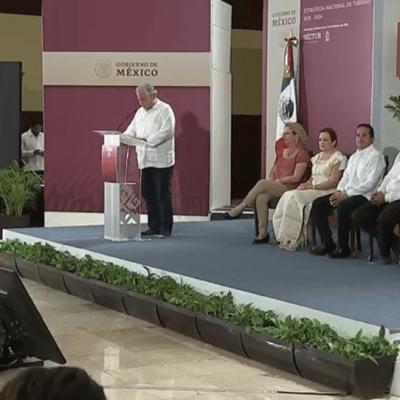 Torruco presenta Estrategia Nacional de Turismo, en Chetumal