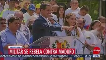 FOTO: Miles se congregan para apoyar a Maduro y Guaidó en Venezuela, 2 febrero 2019