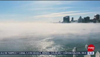 FOTO: Millones de afectados por bajas temperaturas en Estados Unidos, 2 febrero 2019
