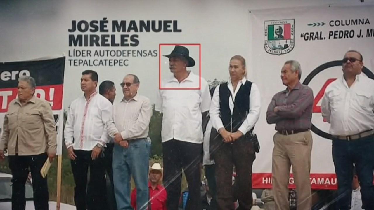 Líderes que apoya Mireles, tiene órdenes de aprehensión