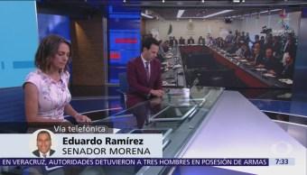 Morena espera conciliar posturas sobre Guardia Nacional