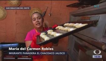 Foto: Mujeres emprendedoras en El Chacuaco, Jalisco