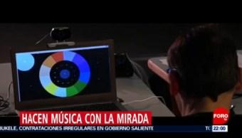 Foto:Música Con La Mirada Discapacidad 8 de Febrero 2019