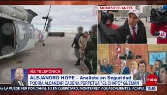 Foto: Nadie esperaba que 'El Chapo' fuera absuelto, según analista