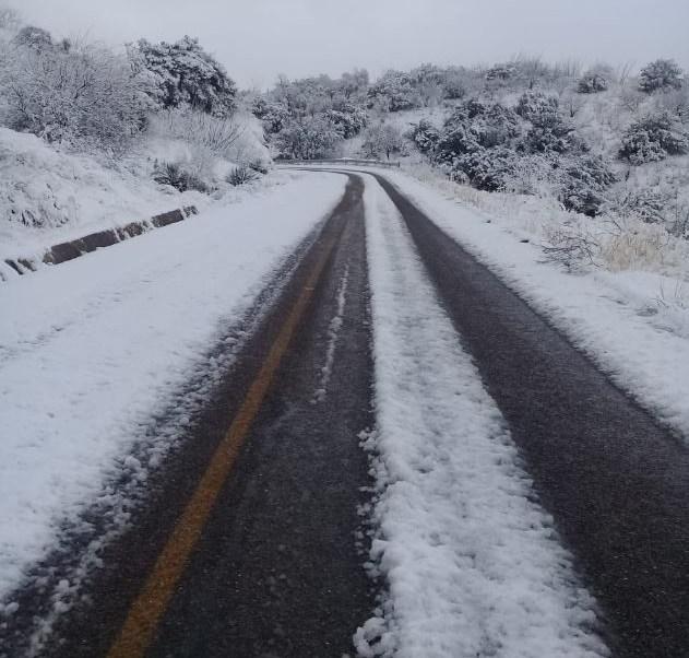continuara suspension de clases por nevadas en norte de sonora