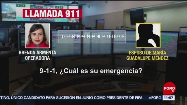 Operadora del 911 asiste parto en San Luis Río Colorado, Sonora