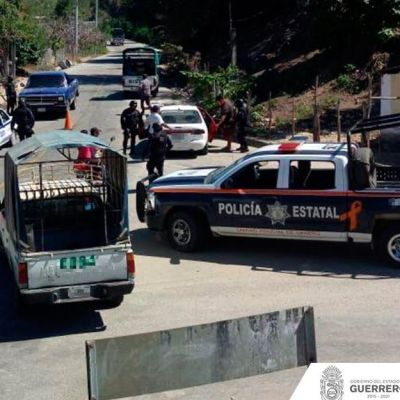 Comunitarios liberan a director de Seguridad Pública de Chilapa, Guerrero