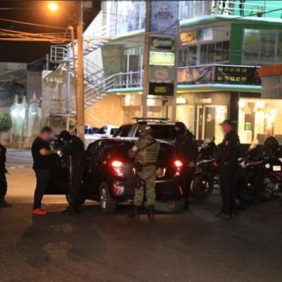 Refuerzan operativos de seguridad en Culiacán, Sinaloa