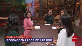 Foto: Organizaciones Sociedad Civil México 21 de Febrero 2019